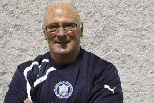 Carluke Rovers chairman Ian McKnight will soon be quitting the role to spend more time with his family