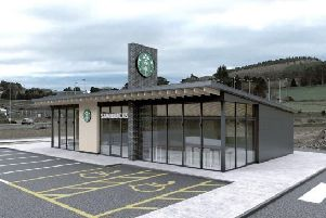 A decision has been deferred on plans for a Starbucks drive-thru at Westhill