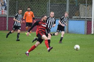 Rob Roy were comfortable quarter-final winners over East Kilbride Thistle (pic by Neil Anderson)