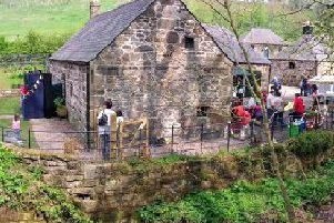 There are plans to rejuvenate the Mill of Benholm buildings