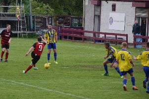 Rob Roy's win over Hurlford United guaranteed their survival in the Premiership