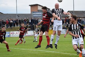 Rob Roy v Beith - West of Scotland Cup final (pic by Stephen Kerr)