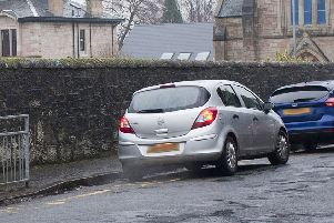 If you park on yellow zig-zag lines at school gates, you could face a fine of �60.