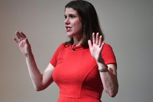 Liberal Democrats leader Jo Swinson