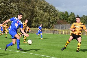 Kirkintillpch Rob Roy remain bottom of the league after their defeat at Kilbirnie (pic: Neil Anderson