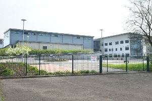 Kirkintilloch High School 22.4.11 Picture by Jamie Forbes