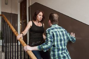 Under proposed new legislation, perpetrators will be forced to move out. (Photo: Laura Dodsworth / Scottish Womens Aid)