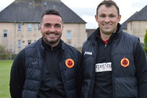 Rossvale manager David Gormley (right) and assistant Sean Higgins (stock pic: HT Photography/@dibsy_)
