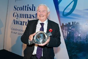 Scottish Gymnastics Awards 2018. Apex Hotel Grassmarket, Edinburgh.