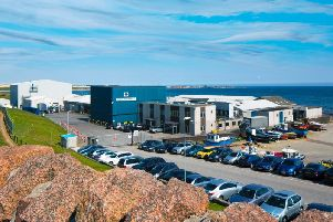 Thistle Seafoods is based in Boddam. Picture: Contributed