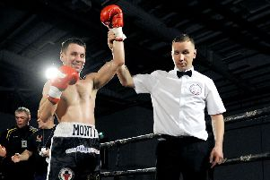 Monty Ogilvie has  yet to taste defeat in six fights as a professional.