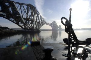 The Forth Bridge (Pic: Jane Barlow)