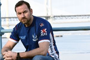 South Queensferry man Colin Maclachlan - a former SAS soldier - shared his story with the Johnston Press Investigations team in a bid to throw light on the number of veteran suicides in the UK every year. (Pic: Lisa Ferguson)