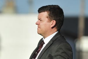 Linlithgow Rose boss Mark Bradley