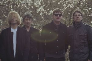The Charlatans top the bill on the Saturday.