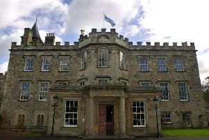 Midlothian's first literary festival will be held at Newbattle Abbey College, Dalkeith