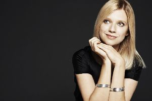 Russian pianist Valentina Lisitsa is making a welcome return to the Usher Hall. (Photo: Gilbert Francois)