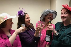 The Linlithgow Players take to the stage again this Spring with the popular comedy by Amanda Whittington, Ladies' Day.