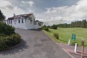 Eastwood Golf Club is reported to be at risk of going into administration.