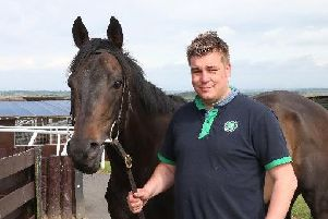 Carluke-based trainer Keith Dalgleish has had great success at Hamilton Park Racecourse in recent seasons