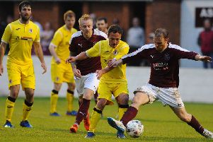 Linlithgow Rose v Bonnyrigg Rose, King Cup semi-final (picture: Michael Gillen)