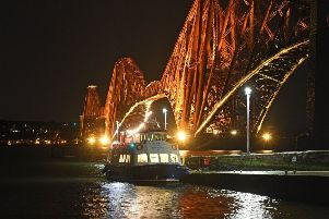 The Maid of the Forth special Fireworks Cruise is back.