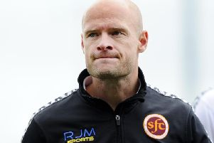 New Linlithgow Rose manager Brown Ferguson