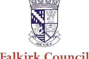 Falkirk Council logo.
