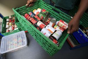 The UK's biggest food bank network the Trussell Trust is bracing for its busiest ever Christmas.