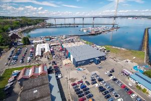 Port Edgar Marina, which was established in 1978 by the former Lothian Regional Council, was taken over in 2014 by Port Edgar Holdings Ltd, which is run by husband-and-wife team Russell and Cara Aitken.