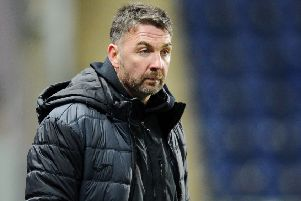 Stranraer manager Stevie Farrell says his side's performance at Peterhead wasn't good enough