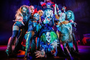 The Circus of Horrors has been terrifying and titillating punters for a quarter of a century.