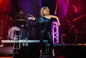 Elesha Paul Moses stars as Tina Turner.
