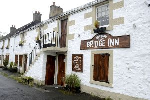 The Bridge Inn in Linlithgow is due to re-open this summer. Photo by Michael Gillen.