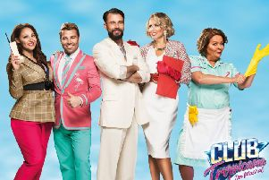 Get set for a night of fun when Club Tropicana The Musical heads to HMT next year.