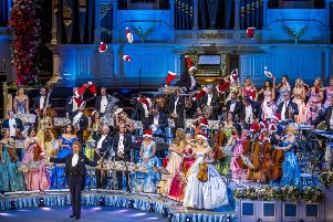 Andre Rieu in Sydney. Photo: Marcel van Hoorn.