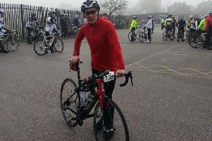 Dave Hayes of Bute Community Cycling.