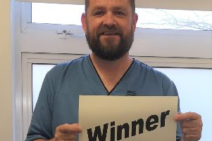 Stephen Dow, winner of �2000 in Forth1 competition