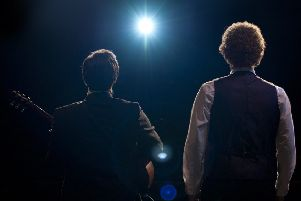 The Simon & Garfunkel Story is at the Music Hall, Aberdeen.