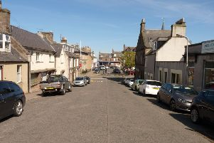 Stonehaven is among a number of town centres that could receive a boost from the fund