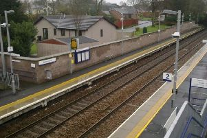 Rail users have complained about the impact of the changes on Mearns stations