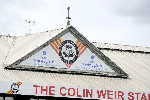 Lottery-winning backer Colin Weir recently withdrew financial support for the club