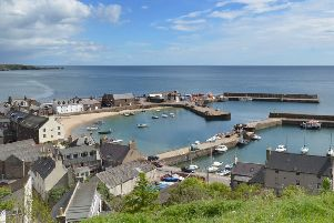 Stonehaven Tourism Group and the town's Carron to Mumbai restaurant are among the finalists