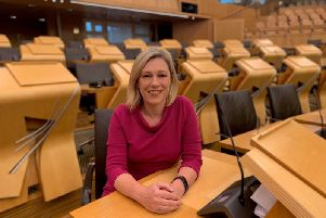 Gillian Martin says the SNP is determined to help families with the cost of living throughout their lifetimes