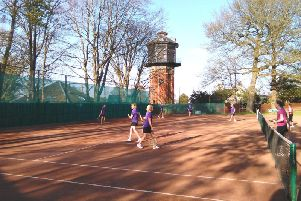 Dalkeith Tennis celebrate 130 year existence with Open Day