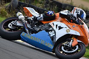 The final rounds of the Scottish Motorcycle Racing and Melville Club Championships take place this weekend at East Fortune Race Circuit.Local rider John Dean