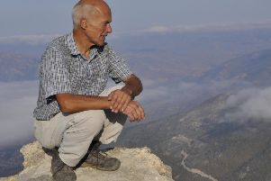 Explorer John Pilkington will talk about his latest adventure to the Horn of Africa.