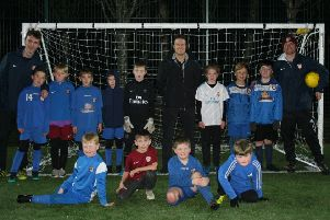 Arniston Rangers Youth Football Club celebrate 10-year partnership with Melville Housing