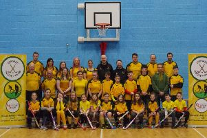 Cash boost for Eskvale Hockey Club in Midlothian