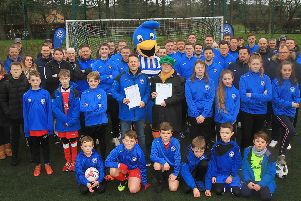 Penicuik Athletic Youth Football Club are petitioning Midlothian Council to relay the astroturf as current one has been graded poor
